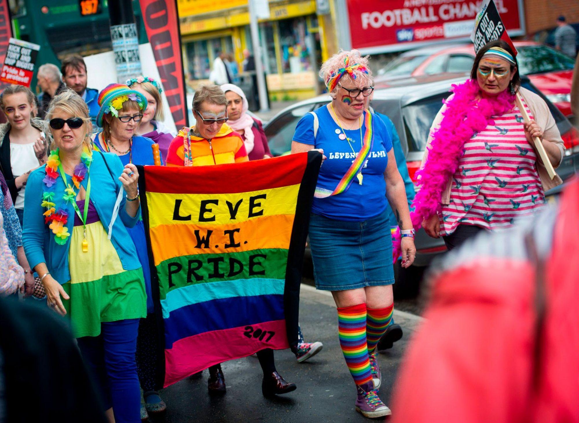 Levenshulme Pride